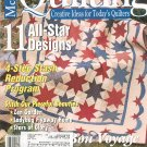 McCall's Quilting Magazine Back Issue August 1999