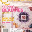 McCall's Quilting Magazine Back Issue April 2003