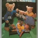 Teddy Bears And How To Make Them By Margaret Hutchings 0486234878 Pattern