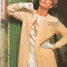 Vintage Bernat Travel Lights Knit Book Number 135 1966