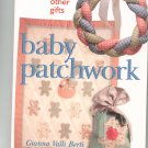 Baby Patchwork Quilts By Gianna Valli Berti 0806999330