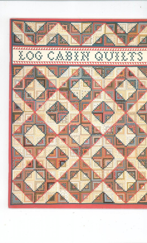 Log Cabin Quilts By Bonnie Leman & Judy Martin 0960297014