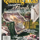 Quilting Ideas Premier Issue By Better Homes And Gardens Glorious Florals