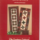Seasons Of Friendship Tablerunners Anna & Crukovick Cranberry Cupboard 2C801 Quilt