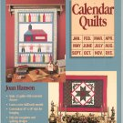Calendar Quilts By Joan Hanson 0943574773 That Patchwork Place