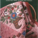 Learn To Do Applique In Just One Weekend American School Needlework 4179