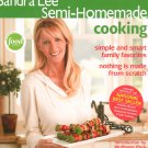 Sandra Lee Semi Homemade Cooking Cookbook 0696226855