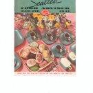 The Sealtest Food Adviser March April 1941 Cookbook Vintage
