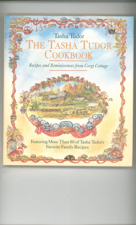 The Tasha Tudor Cookbook First Edition Corgi Cottage 0316855316