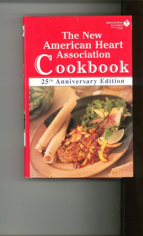 New American Heart Association Cookbook 25th Anniversary Edition 0812929543