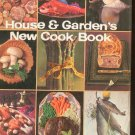 House & Garden's New Cook Book Cookbook Vintage 1967 Hard Cover