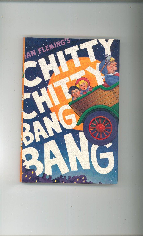 Ian Fleming's Chitty Chitty Bang Bang First Edition 0375825916 Hard Cover