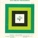 Creating Music With Melody Instruments By Stacey Allen & Saul Feldstein Alfred Music