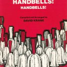 Handbells Handbells Handbells Music Book By David Krane Vintage 1977
