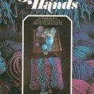 Golden Hands Part 10 Shaggy Rug Knitting Man Sweater Daisy Work Fashion Flair Vintage