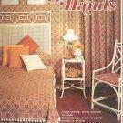 Golden Hands Part 20 Pretty Spreads Angel Smock Crochet Lacy Edgings Vintage