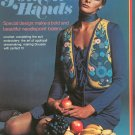 Golden Hands Part 16 Needlepoint Bolero Crochet Embroidery Dressmaking Vintage