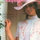 Golden Hands Part 41 Embroidery Bolero Terry Cloth For Tots Vintage