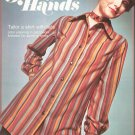 Golden Hands Part 29 Tailor Shirt With Tails Sporting Knitwear Color Patchwork  Vintage