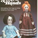 Golden Hands Part 27 Doll Making Rags To Riches Six Gore Skirts Crochet Girls Coat  Vintage