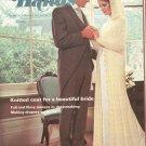 Golden Hands Part 52 Knitted Bride Coat Drapery Valances Dressmaking Vintage