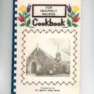 Regional Our Heavenly Recipes Cookbook St. Marks Altar Guild Buffalo NY