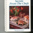 American Express Secrets From The Chefs Cookbook Southeast Restaurants 1984