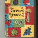 Sunflower Sampler Cookbook Junior League Wichita Kansas First Printing 1973