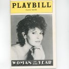 Playbill Woman Of The Year Palace Theatre Souvenir 1982