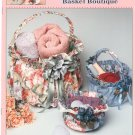 McCall's Creates Basket Boutique Fabric Craft Number 14213