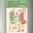 Vintage Best In Children's Books Volume 6 1958 Nelson Doubleday