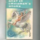 Vintage Best In Children's Books Volume 21 1959 Nelson Doubleday