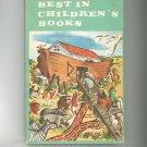 Vintage Best In Children's Books Volume 36 1960 Nelson Doubleday