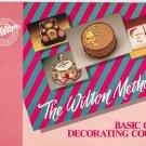 Basic Cake Decorating Course The Wilton Way 1987