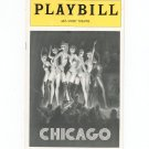 Playbill Chicago 46th Street Theatre Souvenir Program 1977
