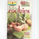 Holiday Cookies Cookbook By Land O Lakes Number 74