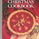 Betty Crocker's Christmas Cookbook 0130743372