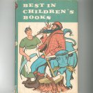 Vintage Best In Children's Books Volume 29 1960 Nelson Doubleday