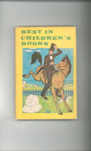 Vintage Best In Children's Books Volume 1 1957 Nelson Doubleday