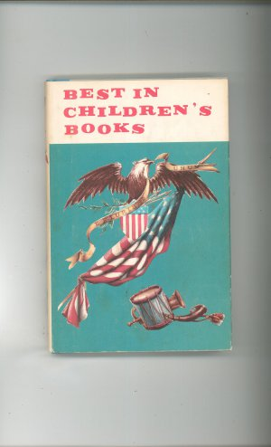 Vintage Best In Children's Books Volume 35 1960 Nelson Doubleday
