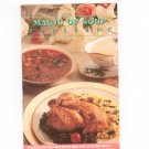 Watkins Magic Of Soup Cookbook 9922
