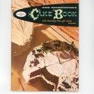 Good Housekeepings Cake Book Cookbook Vintage Number 3