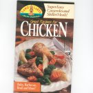 Land O Lakes Great Recipes For Chicken Cookbook 1994