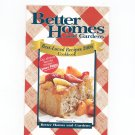 Better Homes And Gardens Best Loved Recipes 2006 Book Cookbook