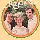 Vintage The Lanny Wolfe Trio Rejoice Music Book BO808
