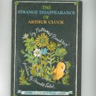 Vintage The Strange Disappearance Of Arthur Cluck By Nathaniel Benchley 1967 Hard Cover