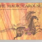 Vintage The Magic Carousel By Dorothy Levenson 1967 Hard Cover