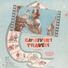 It's A Hap Hap Happy Day Sheet Music Vintage Famous Music Corporation