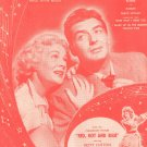 Now That I Need You (Where Are You) Sheet Music Vintage Famous Music Corp.
