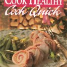 Cook Healthy Cook Quick Cookbook Today's Gourmet 0848714245
